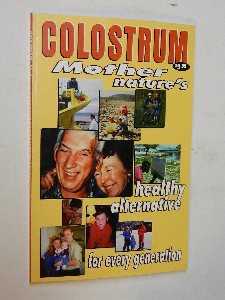 Colostrum Mother Nature